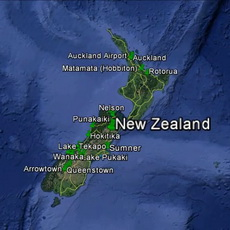 New Zealand Tour April 2017